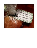 End of the Year: Muffin Gift Tags