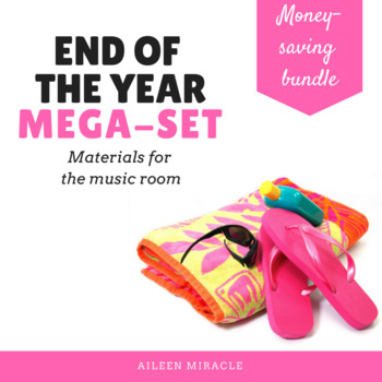 End of the Year Music Mega-Set