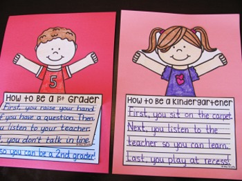 End of the Year Activities (7 No Prep Writing Crafts)