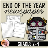 End of the Year Newspaper