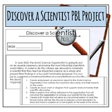 Learn technology and Science PBL Project- Discovering a Scientist