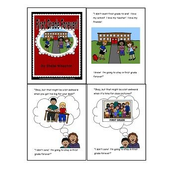 1st Grade End of the Year Packet:  Literacy, Math, & More!