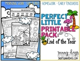 End of the Year {Perfect Little Printable Pack}