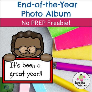 End-of-the-Year Photo Album: Freebie!!