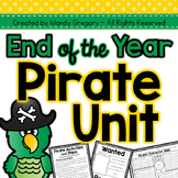 End of the Year Pirate Unit