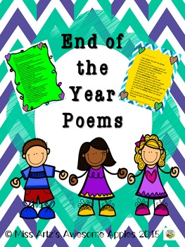 End of the Year Poems