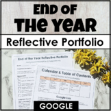 End of the Year Portfolio Reflection for English Courses P