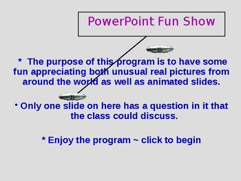 End of the Year PowerPoint Fun Show (Revised)