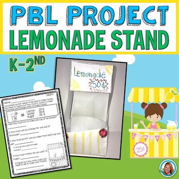 End of the Year Project   Lemonade Stand   PBL