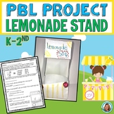 Project Based Learning Activities   Lemonade Stand   Dista