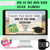 End of the Year Read Aloud Activity | Distance Learning an