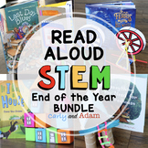 End of the Year READ ALOUD STEM™ Activities and Challenges BUNDLE