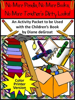 End of the Year Reading Activities