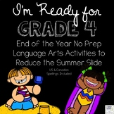 End of the Year Reading & Writing Pack