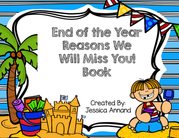End of the Year - Reason We Will Miss You
