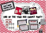 End of the Year Red Carpet Party