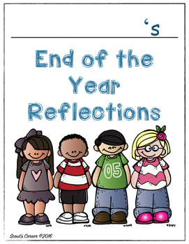 End of the Year Reflection/Memory Book - IB International Baccalaureate