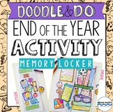 End of the Year Reflection and Activity – Doodle Locker of
