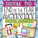 End of the Year Reflection and Activity – Doodle Suitcase