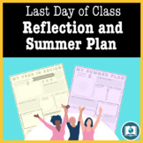 End of the Year Reflection and Summer Vacation Plan for Hi
