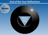 End of the Year Reflections on the Smart Board