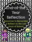 End-of-the-Year Resources to Reflect and Celebrate