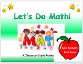 End of the Year Review - Let's Do Math!