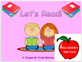 End of the Year Review - Let's Read!