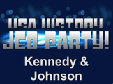 End of the Year Review for the Kennedy & Johnson Jeo-Party Game!