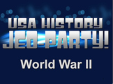End of the Year Review for the World War II Jeo-Party Game!