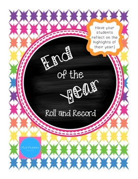 End of the Year Roll and Record
