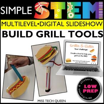 STEM Challenge - Grilling Tools
