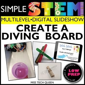 STEM Challenge - Catapult diving board