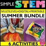 Summer STEM Activities Summer School