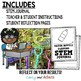 End of the Year STEM Activities and End of the Year STEM Challenges BUNDLE