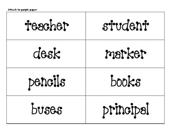 End of the Year Silly Sentences