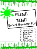 End-of-the-Year Fun Slime Packet