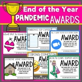 End of the Year Staff Awards - Pandemic Version