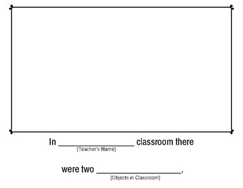 End of the Year Storybook - Goodbye Classroom