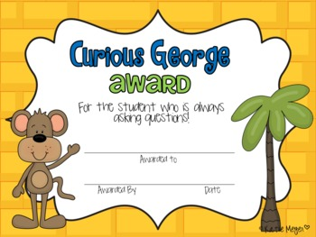 end of the year student awards 40 editable certificates by katie