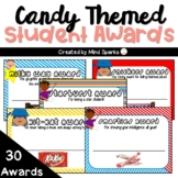 End of the Year Student Awards (Candy Style!)