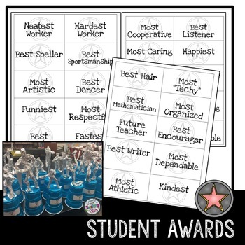 End of the Year STEM Awards