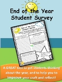 End of the Year Student Survey!