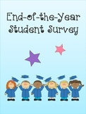End-of-the-Year Student Survey