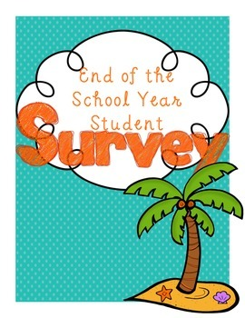 End of the Year Student Survey