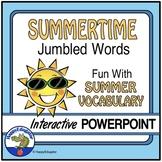 Summer PowerPoint Game