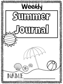 Distance Learning   End of the Year Summer Packets BUNDLED