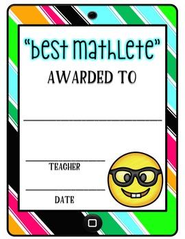 End of the Year Awards: Superlatives {Emoji-Style}