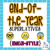 End of the Year Awards: Superlatives {Emoji-Style}