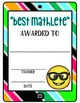 End of Year Superlatives {Emoji-Style}